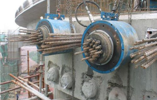Rebar Continuity System